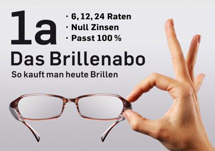 Brillen Abo